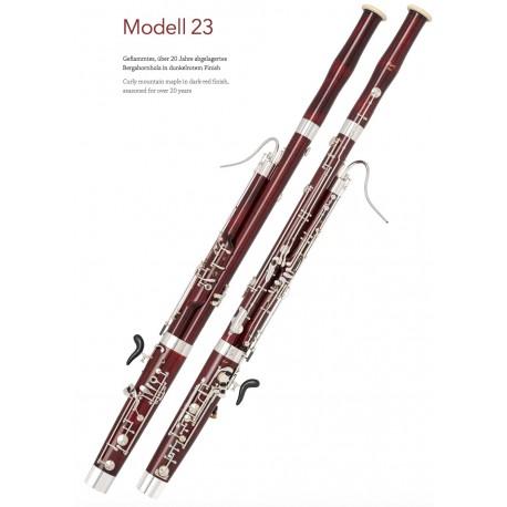 Fagott Püchner modèle 23