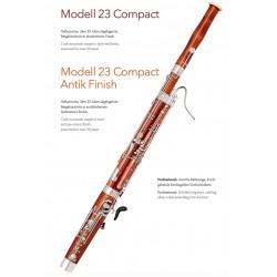 Fagott Püchner modèle 23 compact